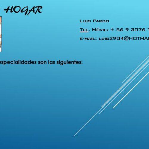 Maestro-Hogar