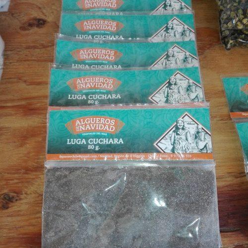 Sazonador Alga Luga Cuchara