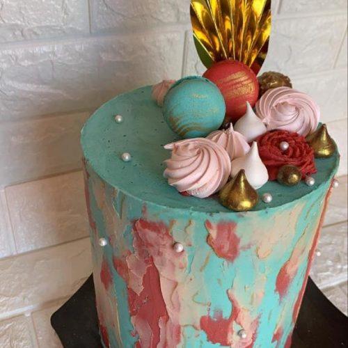Torta-espiga